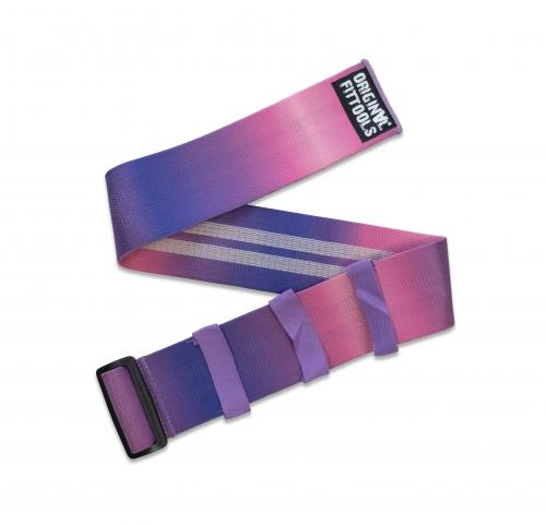Мини-эспандер регулируемый пурпурный FT-HIPBND-PPG - вид 1