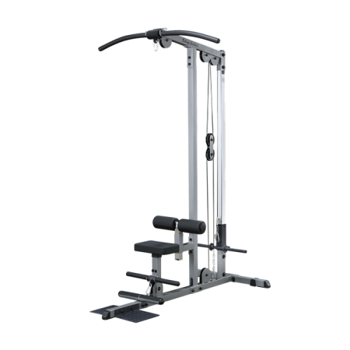 Тренажер верхняя-нижняя тяга Body-Solid GLM83 на свободных весах GLM83 - вид 1