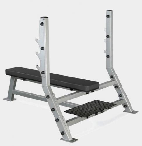 Горизонтальная скамья для жима Body Solid ProClub SFB349G SFB349G - вид 1