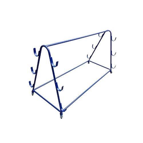Тележка для перевозки и хранения волейбольных стоек 11556 - вид 1