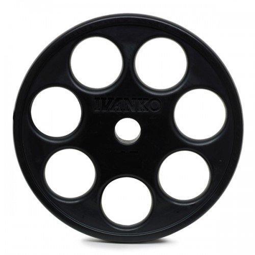 Олимпийский диск IVANKO ROEZH-10KG (10 кг) 10357 - вид 1