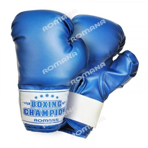 Перчатки боксерские детские (8 унций) МФ-МК-01.70.05 - вид 1