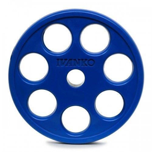 Олимпийский диск IVANKO ROEZH-20KG (20 кг) 10359 - вид 1
