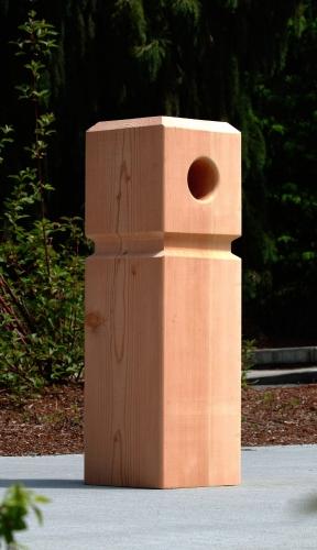 Декоративные столбики ограждения 32308 - вид 1