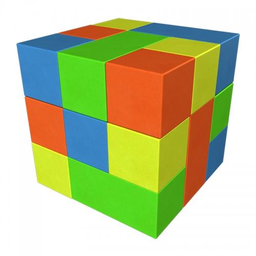 Кубик-Рубика мини Романа ДМФ-МК-13.90.29 SG000003414 - вид 1