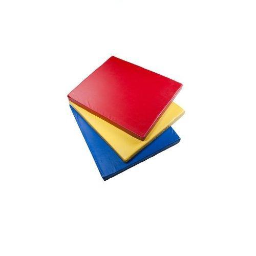 Чехол на мат гимнастический р-р 1*2*0,10 м, складной в 2 раза, винилискожа ПЧ102 - вид 1