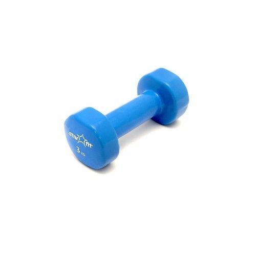 Гантель 3 кг виниловая 11562 - вид 1