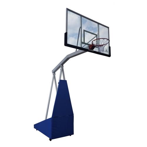 Мобильная баскетбольная стойка клубного уровня STAND72G PRO 32811 - вид 1