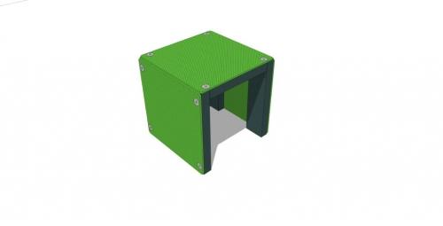 Тумбочка (элемент для паркура) 33514 - вид 1