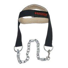 Упряжь Grizzly Fitness Nylon Head Harness 8606-04