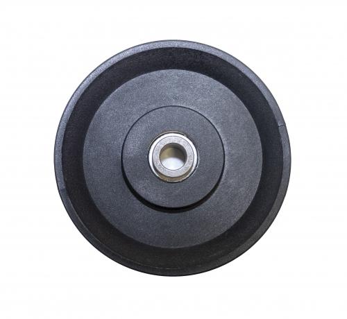 Ролик пластиковый (117/12,5) PP117-12.5 - вид 1