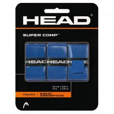 Овергрип Head Super Comp, 0,5 мм, 3 шт, синий