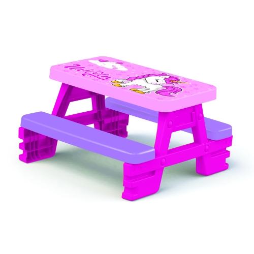 Стол-пикник для девочек Dolu 2518 SG000004892 - вид 1