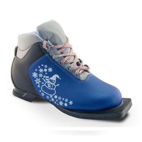 Ботинки лыжные MARAX арт 350, 75 мм, детские 12072 - вид 1