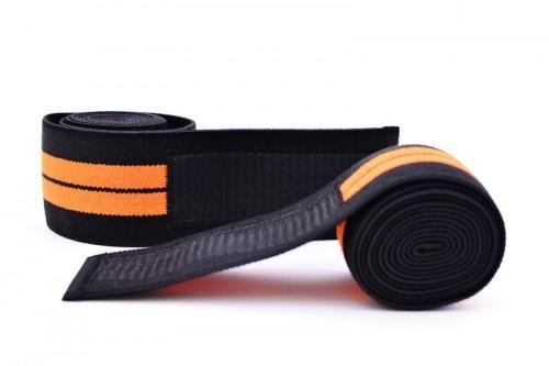 Бинты коленные с липучкой 2 м максимальная BNT-1022 - вид 1
