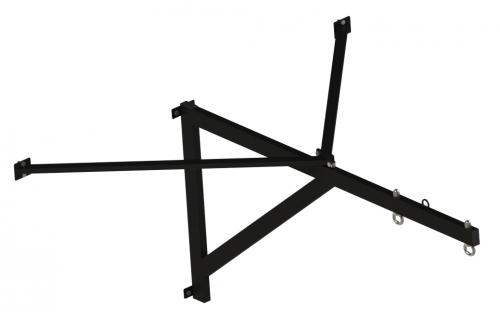 Консоль для канатов и шестов, ZSO, вынос 2м  - вид 1