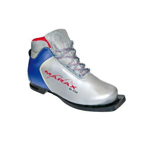 Ботинки лыжные MARAX M-350 ис/кожа 75 мм 12074 - вид 1