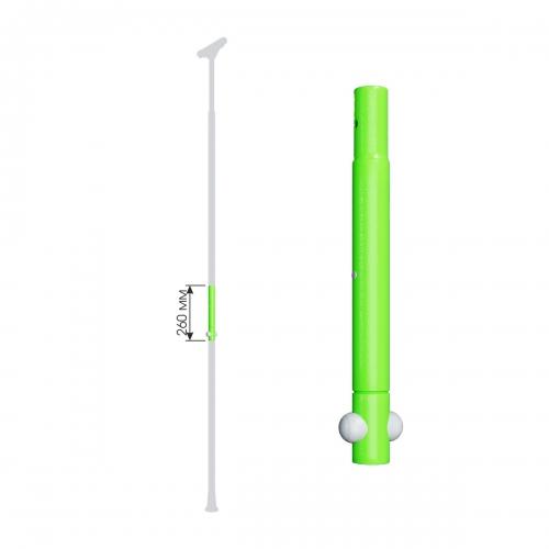 Вставка на стойку Romana Dop10 (6.06.02-21) зелёное яблоко SG000004662 - вид 1