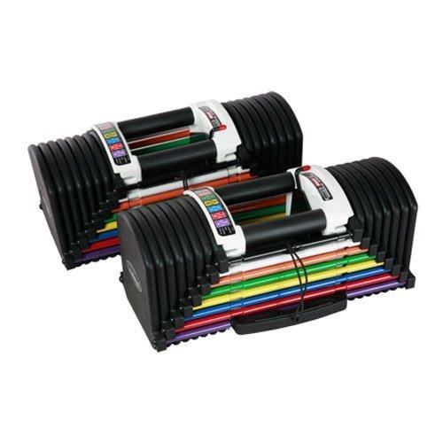 Наборные гантели PowerBlock U90 (2-41 кг), пара 10176 - вид 1
