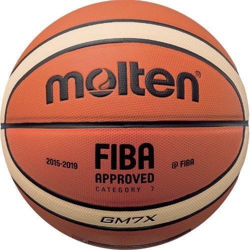 Мяч баскетбольный Molten BGM7X №7 FIBA 11376 - вид 1
