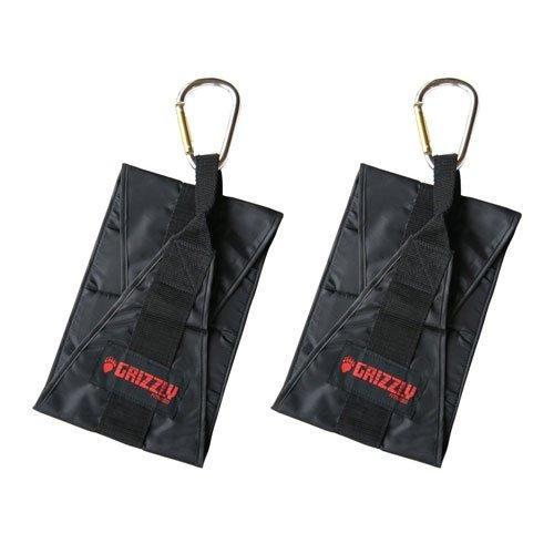 Пeтли Бepeшa GRIZZLY Deluxe Hanging Ab Straps 8671-04 10779 - вид 1