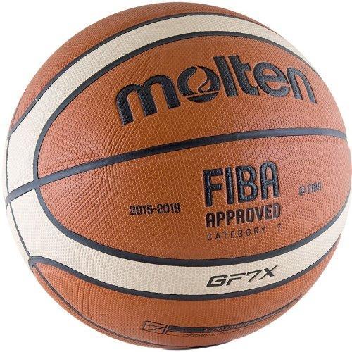 Мяч баскетбольный Molten BGF7X №7 FIBA 11379 - вид 1