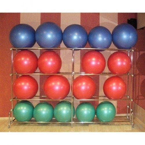 Стеллаж для гимнастических мячей AS104016-CH-00, на 16 шт. 10582 - вид 1