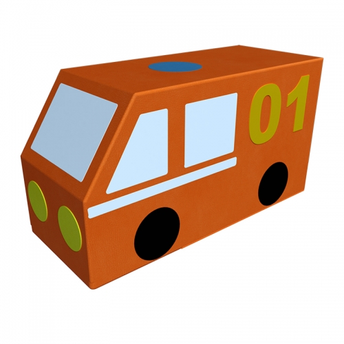 Мягкий модуль Фургон Пожарная машина Романа ДМФ-МК-01.23.02 SG000001228 - вид 1