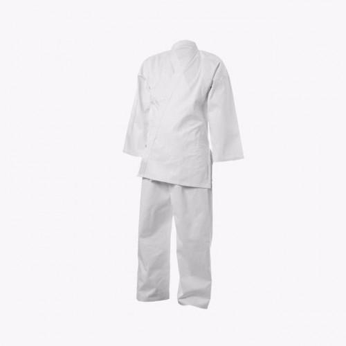 Кимоно для карате 28 размер (белый цвет, 240 г) 122 см  KI-0728-2 - вид 1