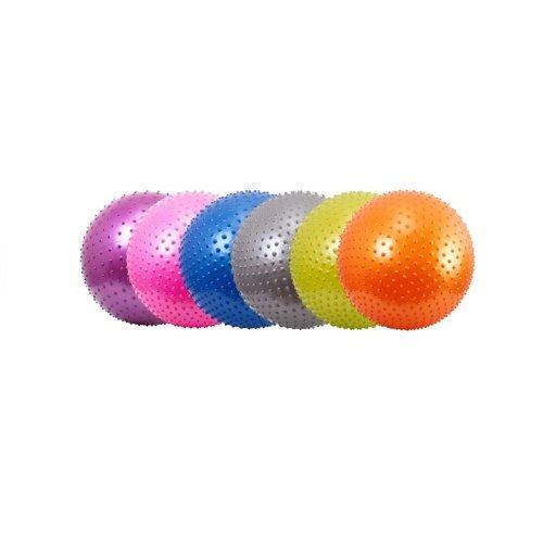 Мяч гимнастический 75 см массажный 11784 - вид 1