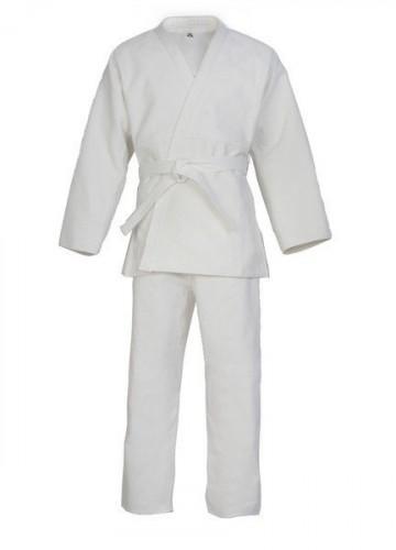 Кимоно для карате 30 размер (белый цвет, 240 г) 122 см   KI-0730-1 - вид 1