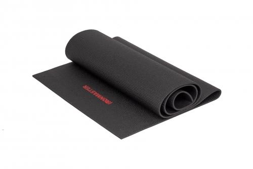 Коврик для йоги 6 мм черный VF97501-06 - вид 1