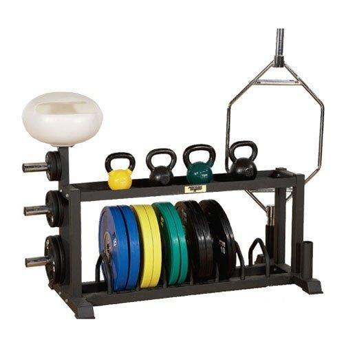 Горизонтальная стойка для фитнес-оборудования Extreme Multi-Function Storage Station 10392 - вид 1