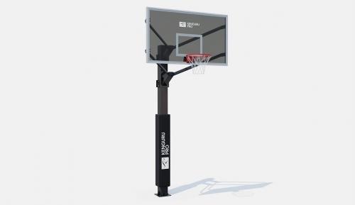 Стойка баскетбольная KENGURU PRO S-006 - вид 1