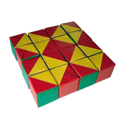 Набор кубиков Калейдоскоп Романа ДМФ-МК-01.95.08 SG000001178 - вид 1